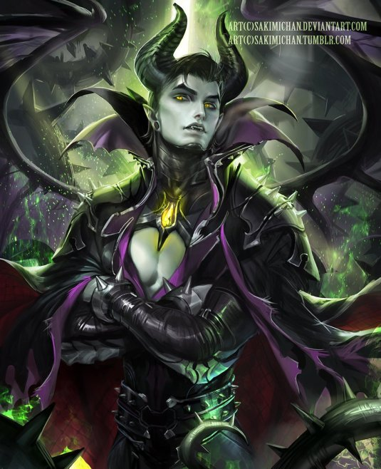 Male-Maleficent